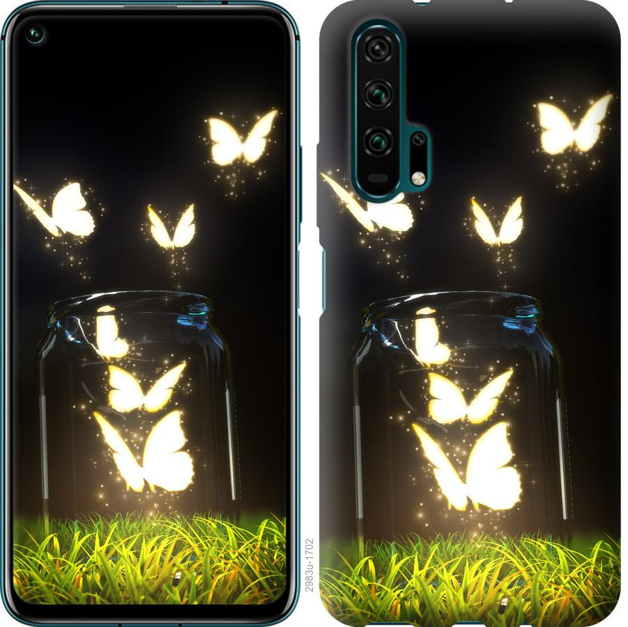 Чехол на Huawei Nova 6 Бабочки
