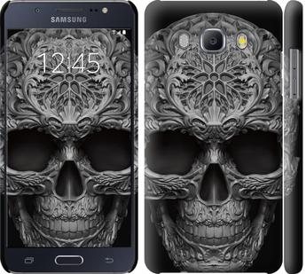 Чехол на Samsung Galaxy J5 (2016) J510H skull-ornament