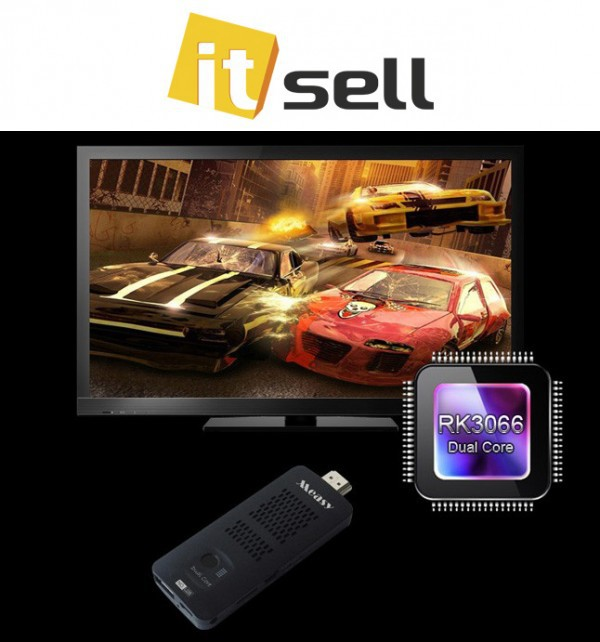 Фото Android HDMI Mini PC MEASY U2B (+ bluetooth) в магазине itsell.ua