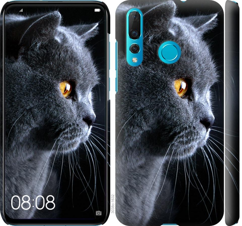 Чехол на Huawei Nova 4 Красивый кот