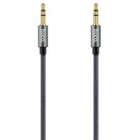 Аудио кабель Aux Hoco UPA03 (1m)