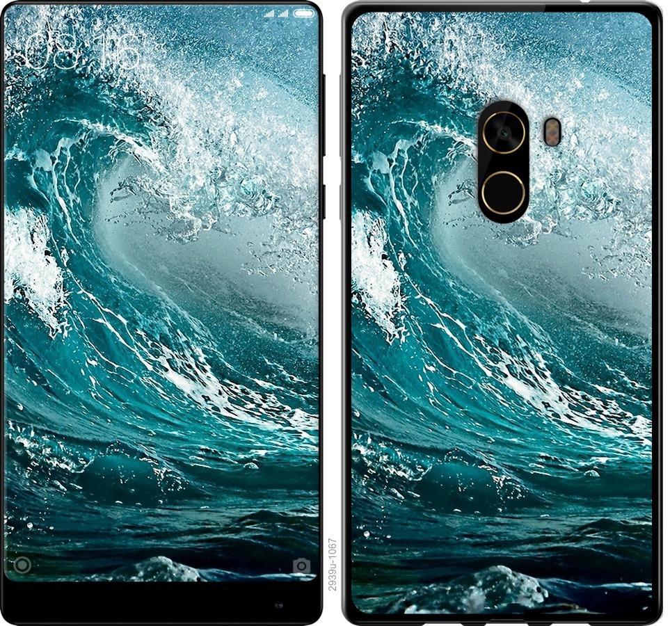 Чехол на Xiaomi Mi MiX 2 Морская волна