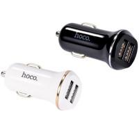 АЗУ Hoco Z1 (2USB 2.1A) (+кабель Lighthing)