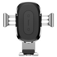 Автодержатель Baseus Wireless Charger Gravity Car Mount Air Outlet Version 1.67A 10W