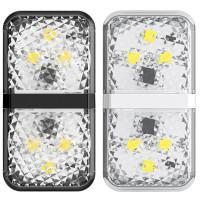 Автомобильная лампа Baseus Warning Light, дверная, (2 шт/уп)