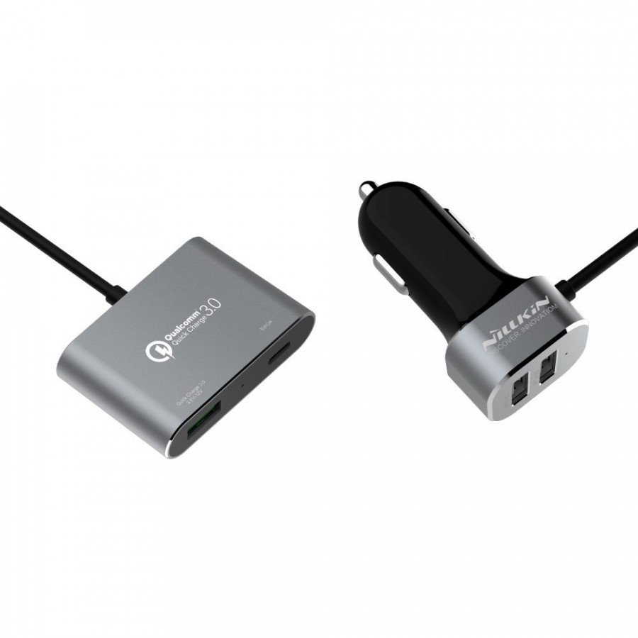 Купить АЗУ Nillkin PowerShare Car Charger (1 цвет) за 797 грн
