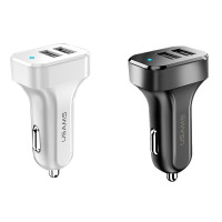 АЗУ USAMS US-CC087 C13 2.1A Dual USB Car Charger