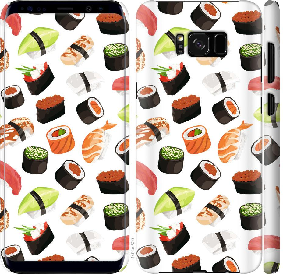 Чехол на Samsung Galaxy S8 Суши