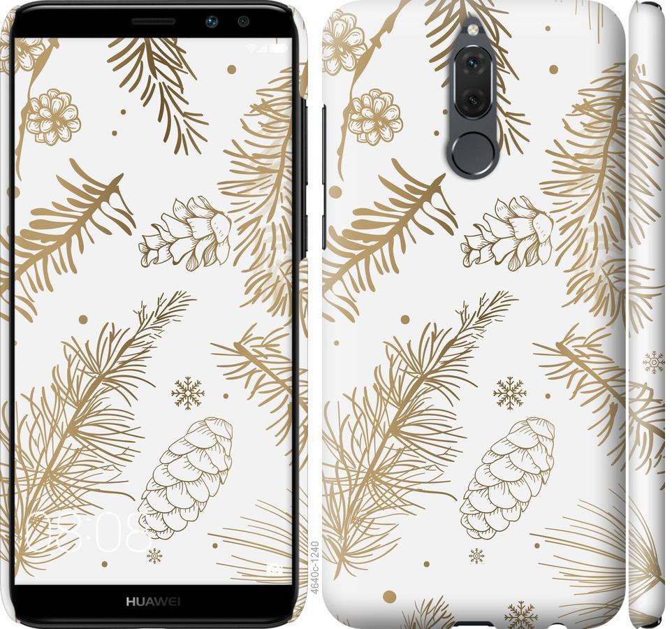 Чехол на Huawei Honor 9i Зимний