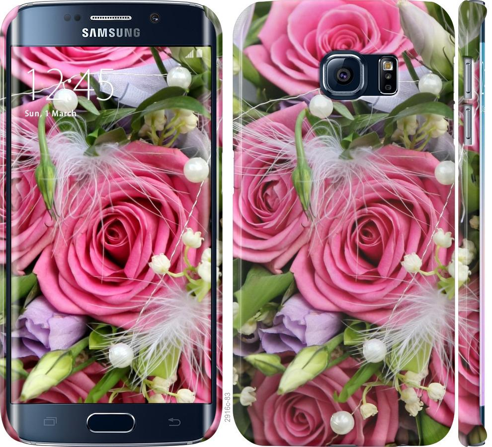 Чехол на Samsung Galaxy S6 Edge G925F Нежность