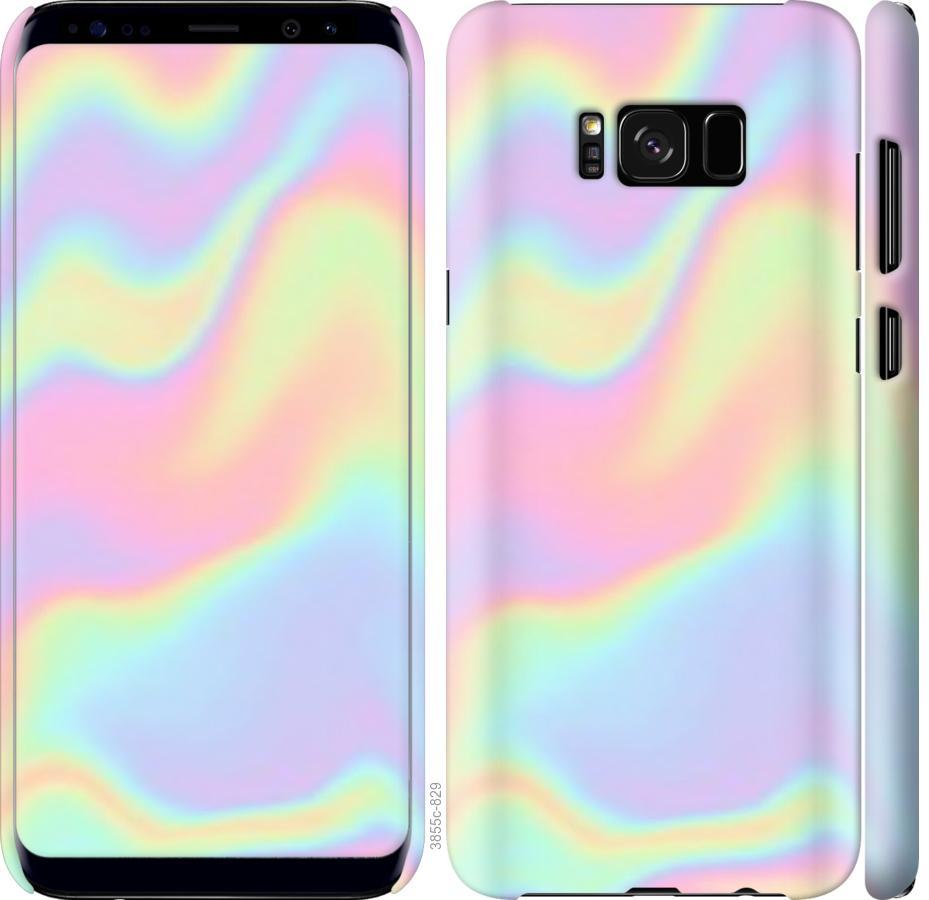 Чехол на Samsung Galaxy S8 пастель