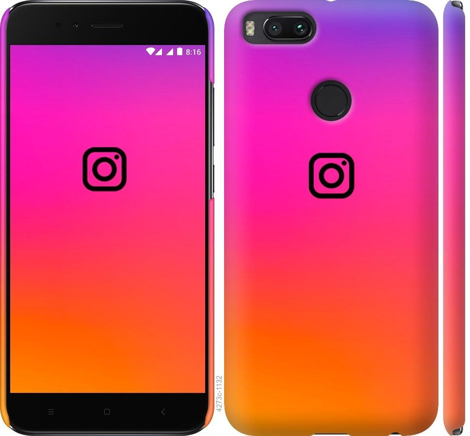 Чехол на Xiaomi Mi 5X Instagram