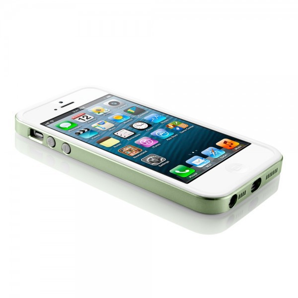 Бампер SGP Neo Hybrid EX Slim Metal Series для Apple iPhone 5/5S/SE (+ пленка) (4 цвета) на itsell.ua