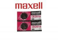 Батарейка Maxell CR2016 (2 шт.) в блистере