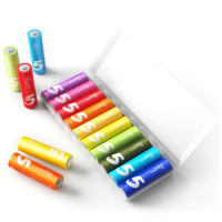 Батарейка Xiaomi ZMi Rainbow AA/LR06 Box 10шт