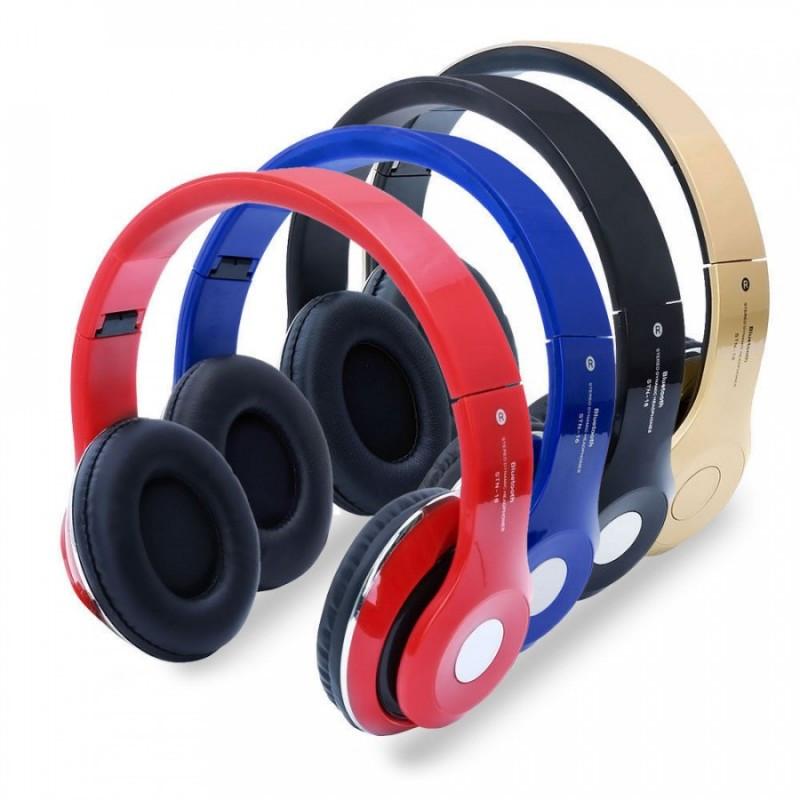 Беспроводные наушники Bluetooth с микрофоном (STN-16) - купить по ... d9583af48d1a5