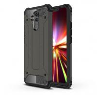 Бронированный противоударный TPU+PC чехол Immortal для Huawei Mate 20 lite