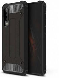 Бронированный противоударный TPU+PC чехол Immortal для Huawei P30