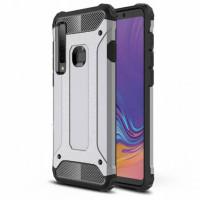 Бронированный противоударный TPU+PC чехол Immortal для Samsung Galaxy A9 (2018)