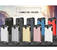 Купить Бронированный противоударный TPU+PC чехол Immortal для Samsung Galaxy J7 (2017) (J730), Epik