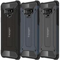 Броньований протиударний TPU+PC чохол SPIGEN (HC) для Samsung Galaxy Note 9