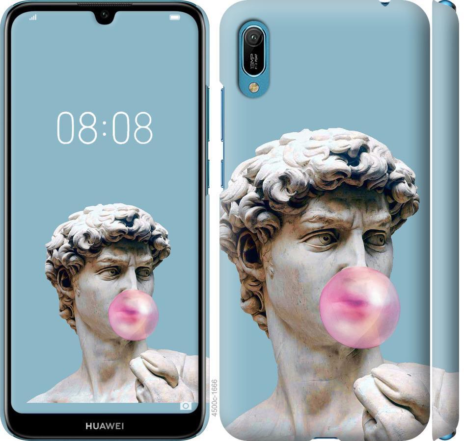 Чохол на Huawei Y6 2019 Мікеланджело
