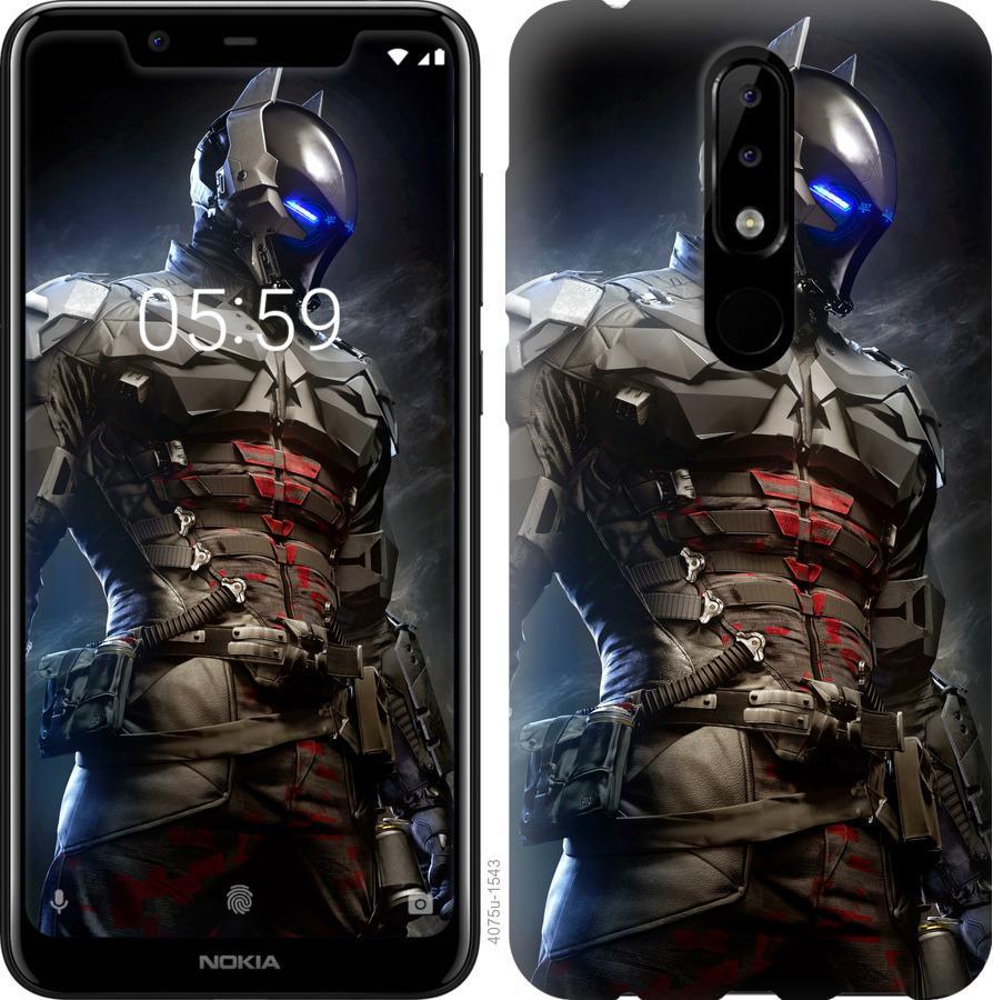 Чехол на Nokia 5.1 Plus Рыцарь