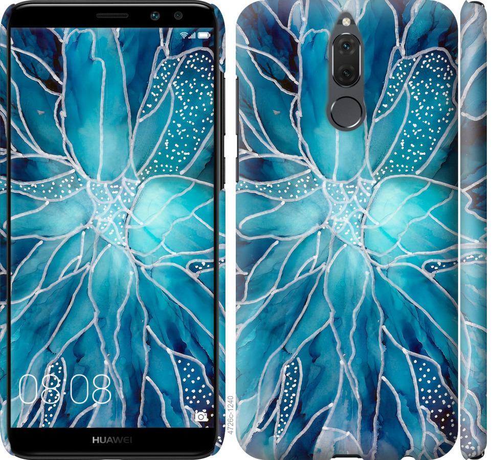Чехол на Huawei Honor 9i чернило