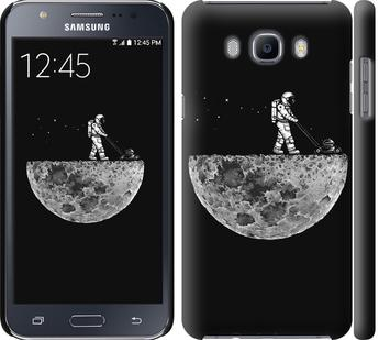 Чехол на Samsung Galaxy J7 (2016) J710F Moon in dark