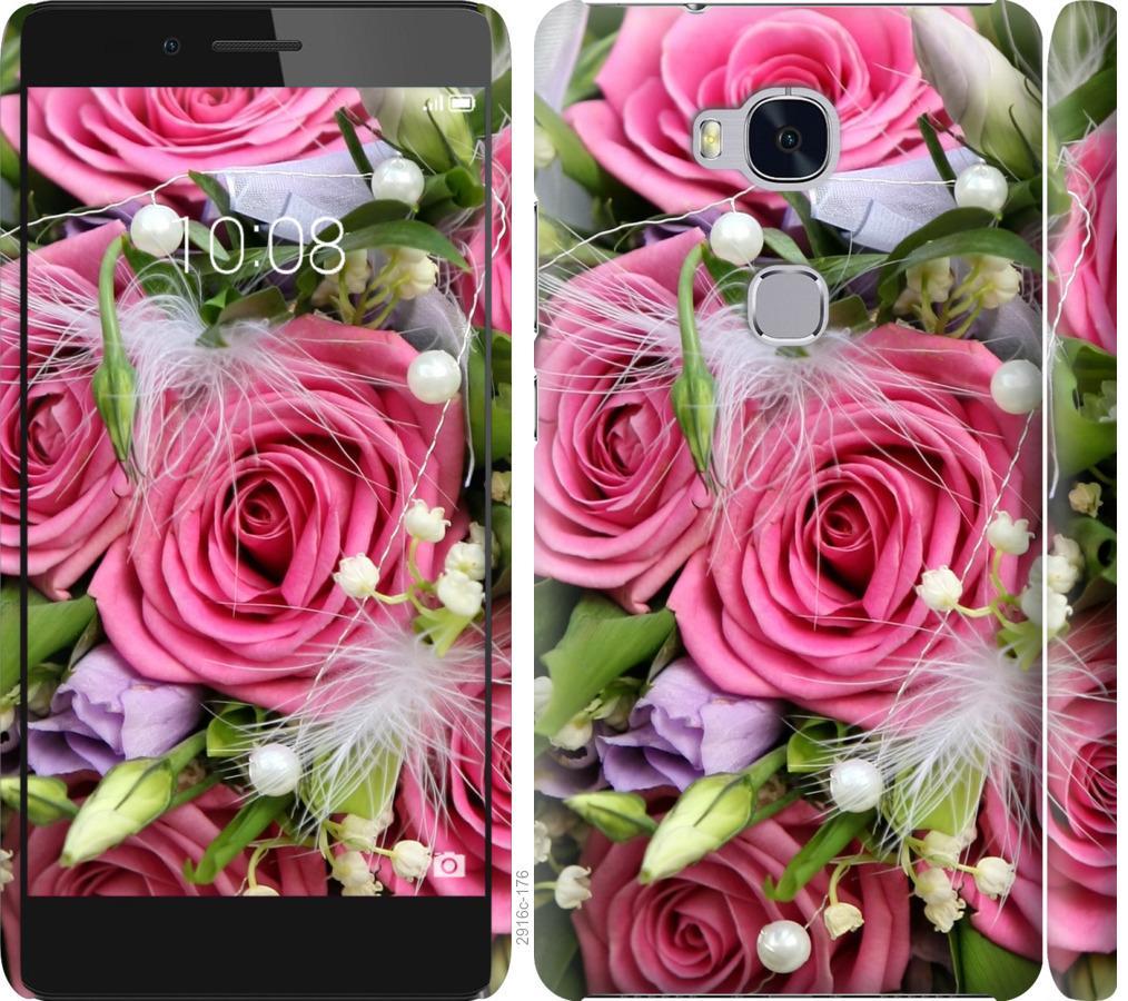 Чехол на Huawei Honor 5X Нежность