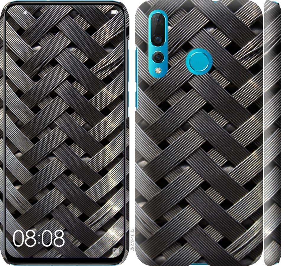 Чехол на Huawei Nova 4 Металлические фоны