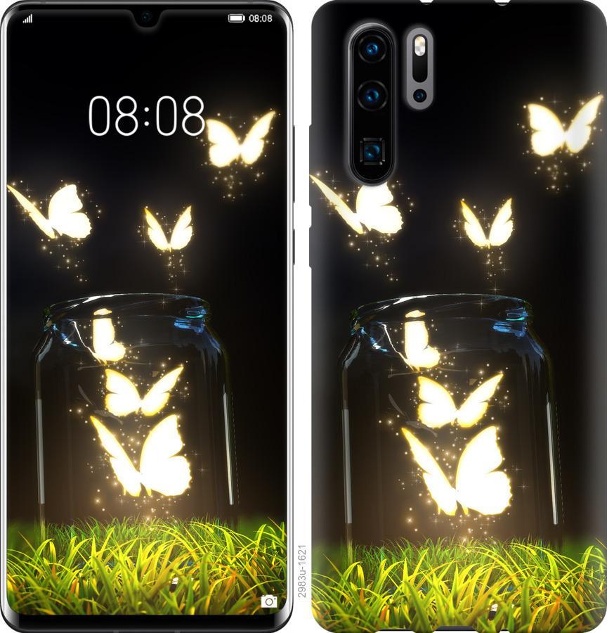 Чехол на Huawei Nova 6SE Бабочки