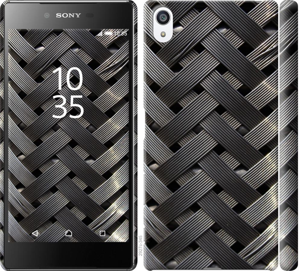 Чехол на Sony Xperia Z5 Premium E6883 Металлические фоны
