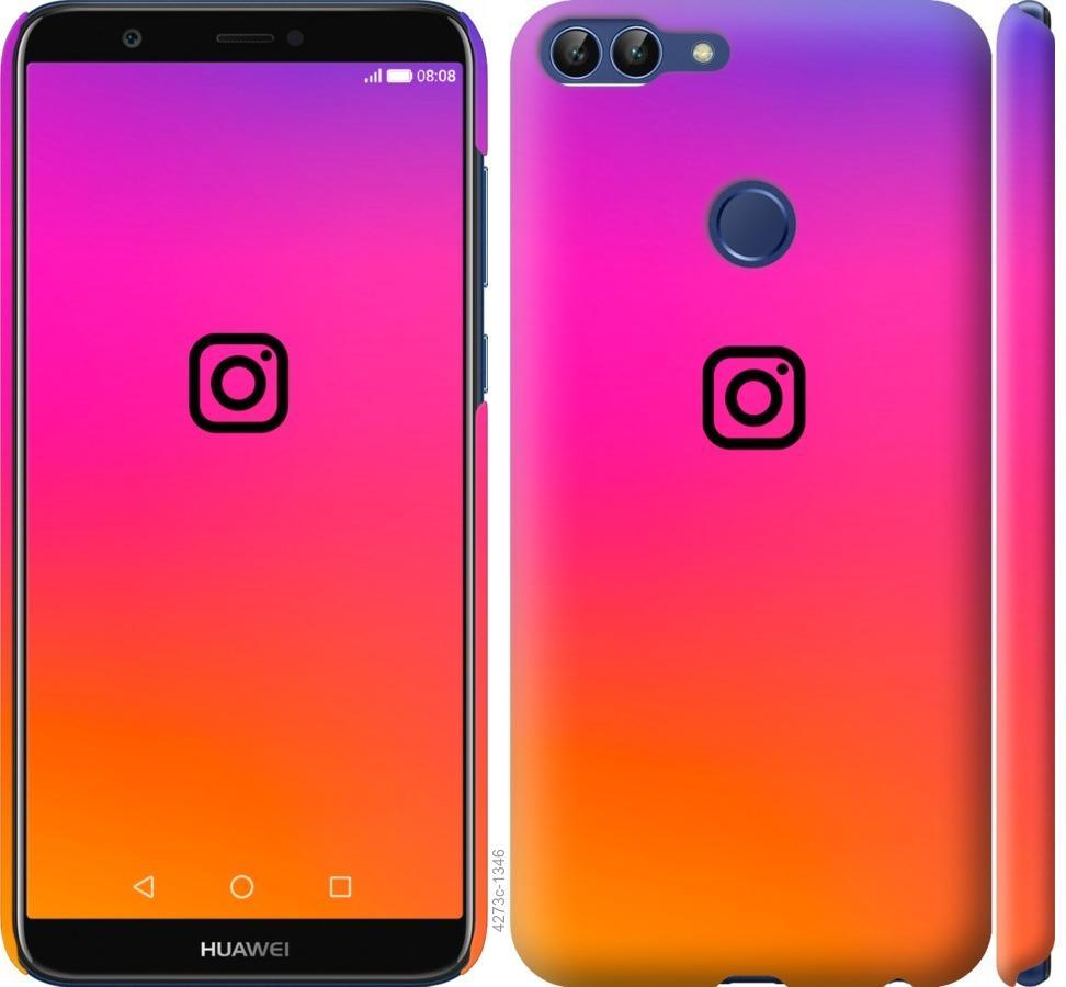 Чехол на Huawei P Smart Instagram