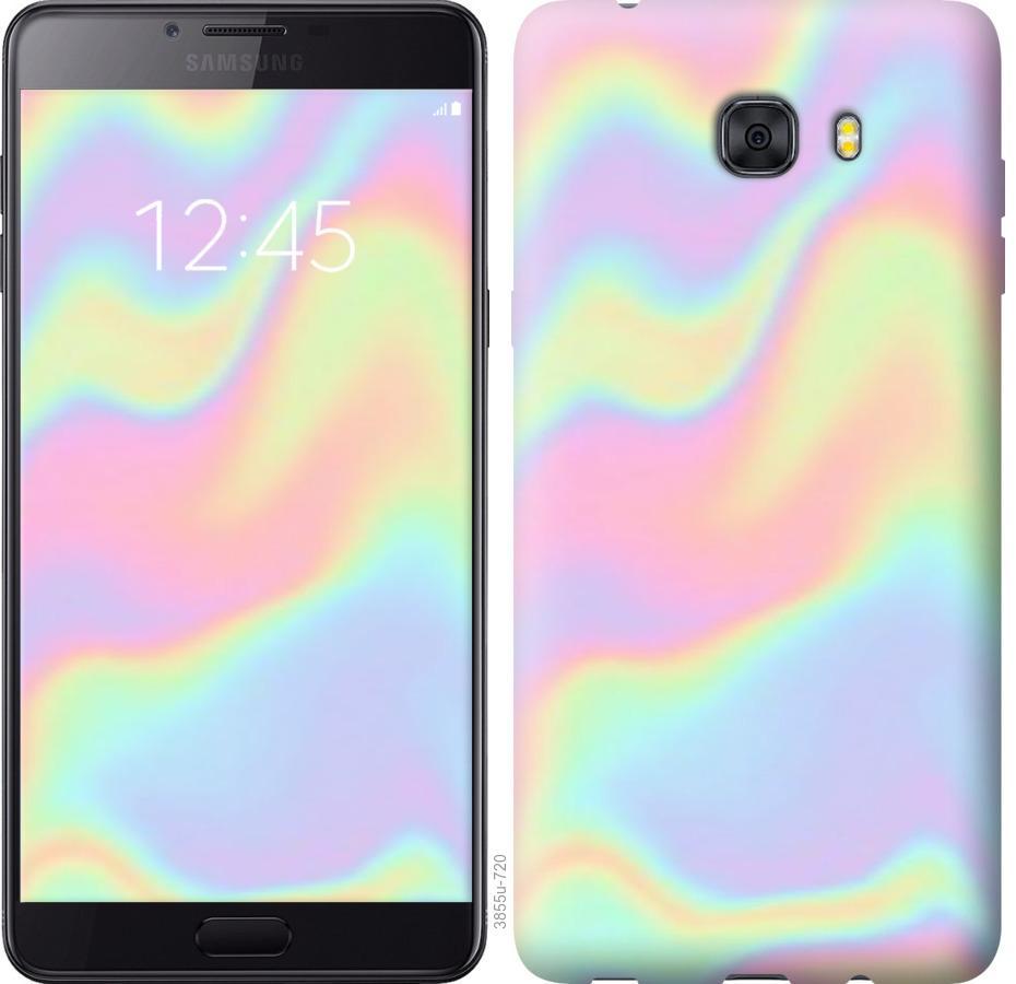 Чехол на Samsung Galaxy C9 Pro пастель