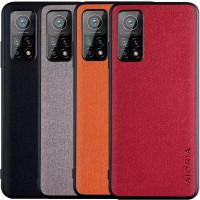 Чехол AIORIA Textile PC+TPU для Xiaomi Mi 10T / Mi 10T Pro