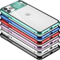 "Чехол Camshield 360 Metall+Glass со шторкой для камеры для Apple iPhone 11 Pro Max (6.5"")"