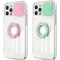 "Чехол Camshield ColorRing TPU со шторкой для камеры для Apple iPhone 11 Pro Max (6.5"")"