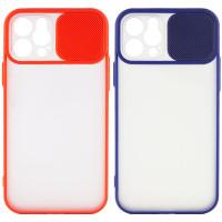 "Чехол Camshield mate TPU со шторкой для камеры для Apple iPhone 12 Pro / 12 (6.1"")"