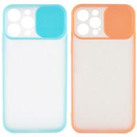 "Чехол Camshield mate TPU со шторкой для камеры для Apple iPhone 12 Pro Max (6.7"")"