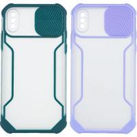 "Чехол Camshield matte Ease TPU со шторкой для Apple iPhone XS Max (6.5"")"