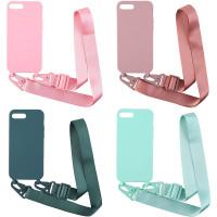 """Чехол Crossbody с длинным цветным ремешком для Apple iPhone 6/6s plus/7 plus/8 plus (5.5"""")"""