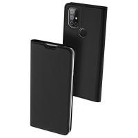 Чехол-книжка Dux Ducis с карманом для визиток для OnePlus Nord N10 5G