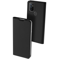 Чехол-книжка Dux Ducis с карманом для визиток для OnePlus Nord N100
