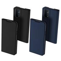 Чехол-книжка Dux Ducis с карманом для визиток для Oppo A54 5G / A74 5G
