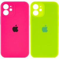 "Чехол Silicone Case Full Camera Protective (AA) для Apple iPhone 12 mini (5.4"")"