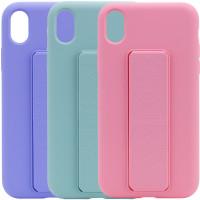 "Чехол Silicone Case Hand Holder для Apple iPhone XR (6.1"")"