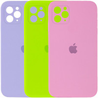 "Чехол Silicone Case Square Full Camera Protective (AA) для Apple iPhone 11 Pro Max (6.5"")"