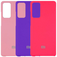Чехол Silicone Cover (AAA) для Xiaomi Mi 10T Pro