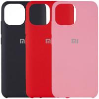 Чехол Silicone Cover (AAA) для Xiaomi Mi 11